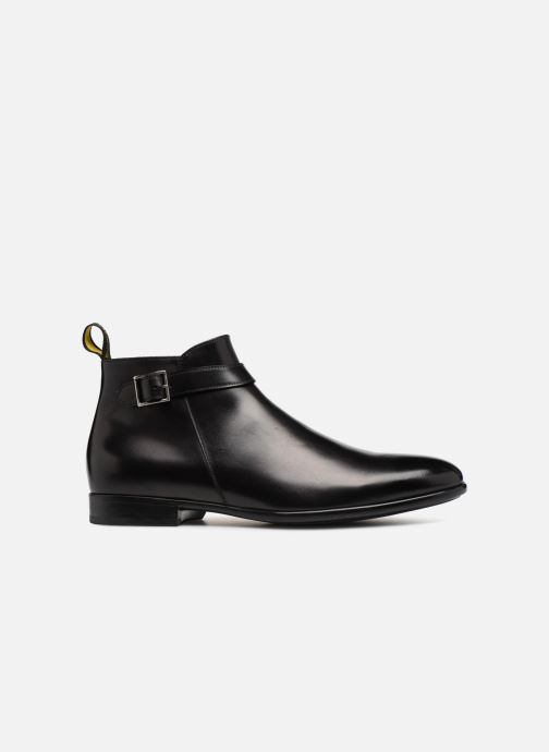 Ankle boots Doucal's LEO Black back view