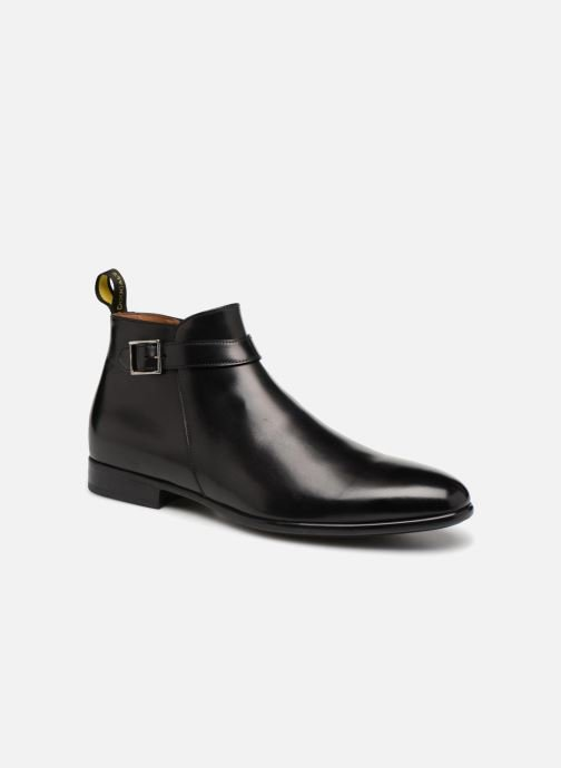 Ankle boots Doucal's LEO Black detailed view/ Pair view