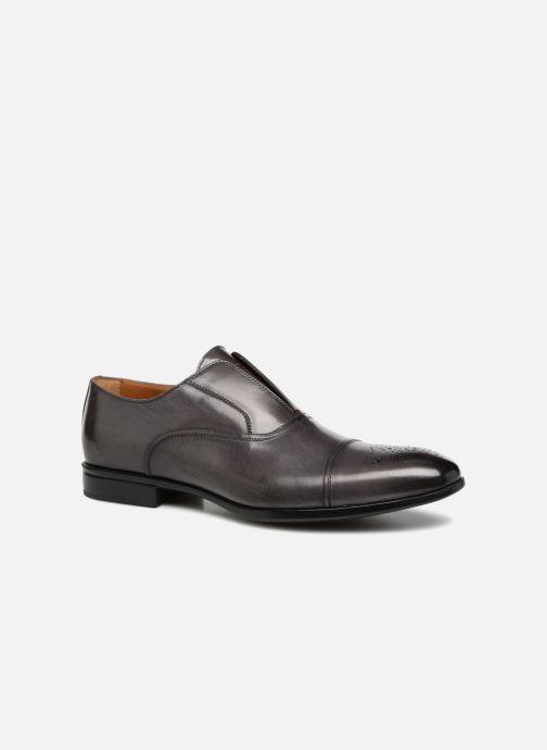 Loafers Doucal's LANCE Grå detaljeret billede af skoene