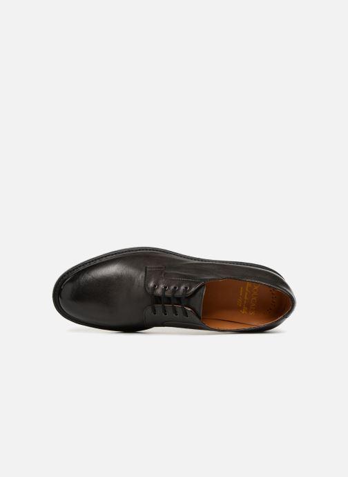 Chaussures à lacets Doucal's LOIC Gris vue gauche