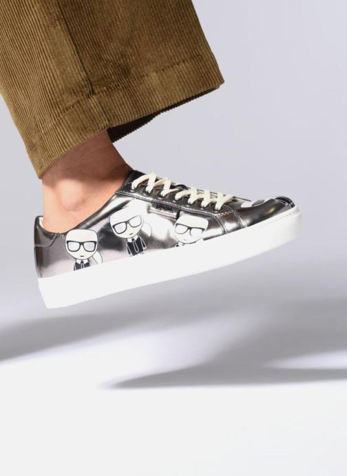 Lace White Multikonic Lo Karl Lagerfeld Kupsole WEHID29