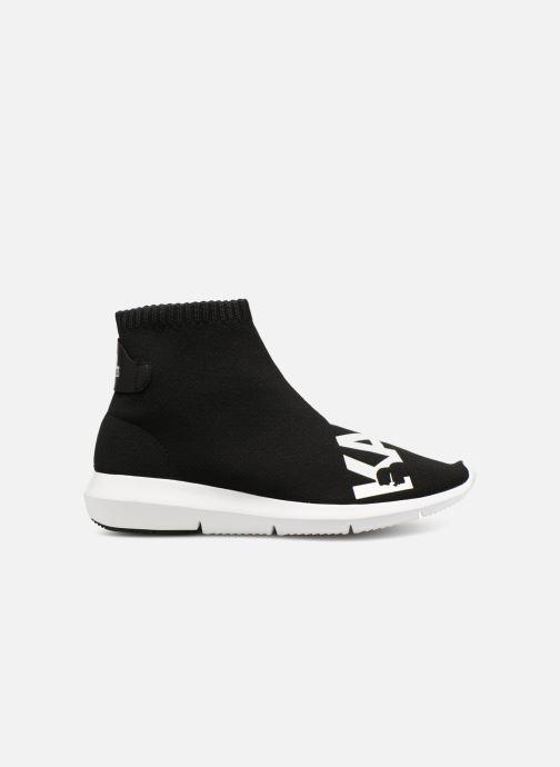 Sneakers Karl Lagerfeld Vitesse Legere Knit Karl Print Zwart achterkant