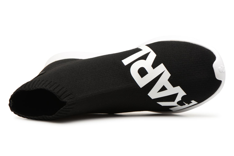 Print Karl Vitesse noir Knit Lagerfeld Legere IAr8BAxa