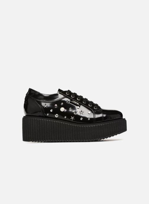 Chaussures à lacets KARL LAGERFELD Kreeper Celestia Lace Noir vue derrière