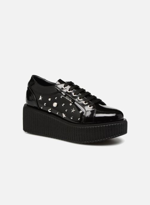 Chaussures à lacets Karl Lagerfeld Kreeper Celestia Lace Noir vue détail/paire