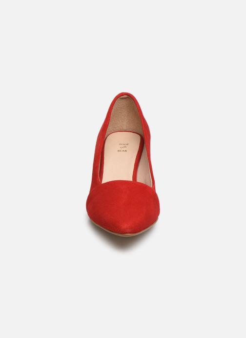 Escarpins Shoe the bear ALLISON S Rouge vue portées chaussures