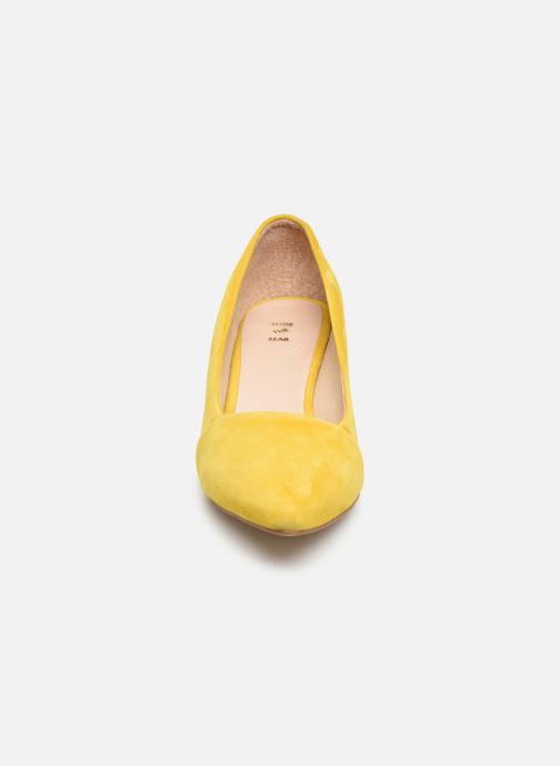 Escarpins Shoe the bear ALLISON S Jaune vue portées chaussures