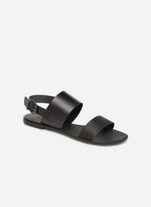 Sandales et nu-pieds Shoe the bear FLORA L Noir vue détail/paire
