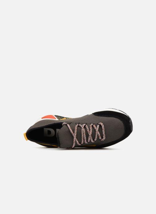 Sneakers Diesel SKB S-KBY Verde immagine sinistra