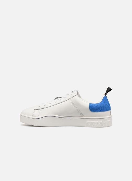 Sneakers Diesel CLEVER S-CLEVER LOW Bianco immagine frontale