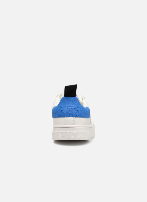 Sneakers Diesel CLEVER S-CLEVER LOW Bianco immagine destra