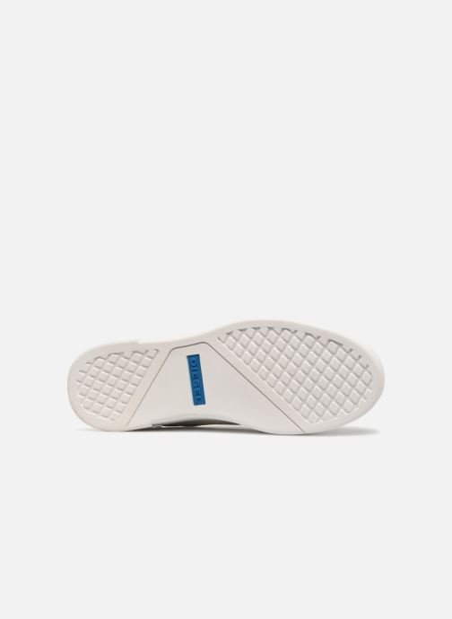 Sneakers Diesel CLEVER S-CLEVER LOW Bianco immagine dall'alto