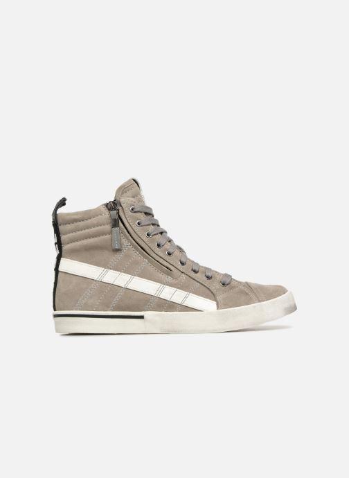 Sneakers Diesel D-VELOWS D-VELOWS MID LACE Grå bild från baksidan