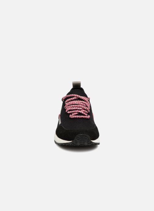Baskets Diesel SKB S-KBY Noir vue portées chaussures