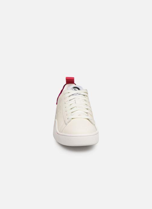 Sneakers Diesel CLEVER S-CLEVER LOW W Vit bild av skorna på