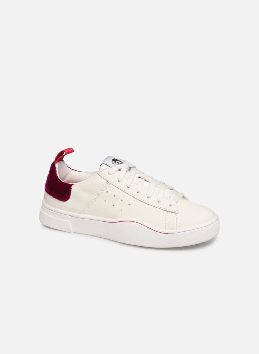 Sneakers Diesel CLEVER S-CLEVER LOW W Wit detail