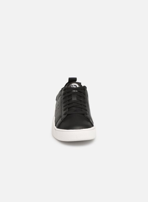 Trainers Diesel CLEVER S-CLEVER LOW W Black model view