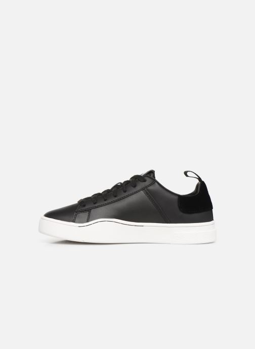Trainers Diesel CLEVER S-CLEVER LOW W Black front view