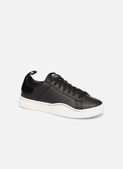 Trainers Diesel CLEVER S-CLEVER LOW W Black detailed view/ Pair view