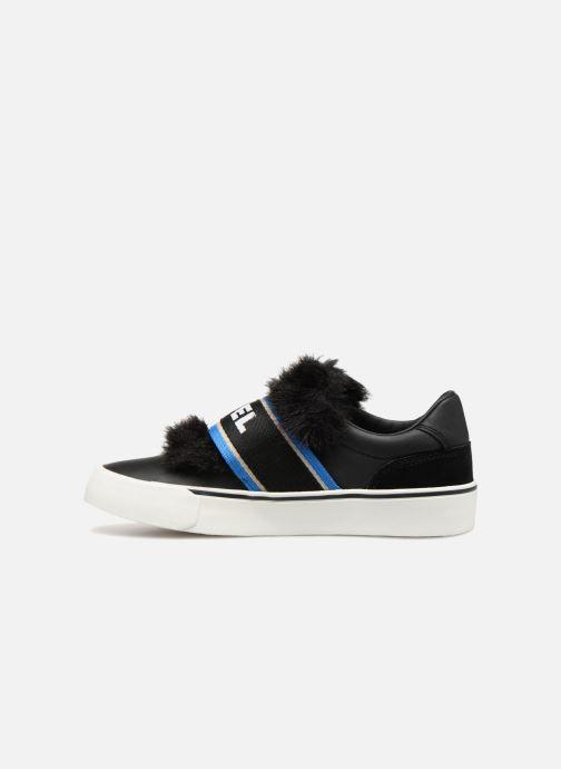 "Sneakers Diesel 355 FLIP"" S-FLIP LOW W Zwart voorkant"