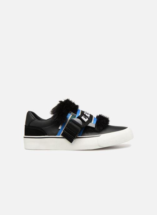 """Sneaker Diesel 355 FLIP"""" S-FLIP LOW W schwarz ansicht von hinten"""