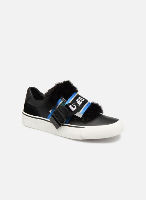 """Sneakers Diesel 355 FLIP"""" S-FLIP LOW W Zwart detail"""