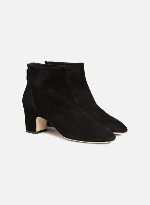 Bottines et boots L.K. Bennett Alyss Noir vue 3/4