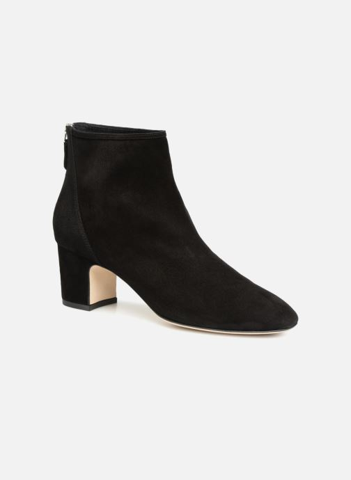 Bottines et boots L.K. Bennett Alyss Noir vue détail/paire