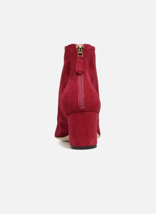 Bottines et boots L.K. Bennett Alyss Rouge vue droite
