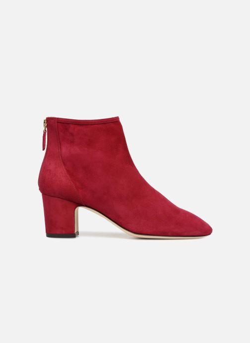 Bottines et boots L.K. Bennett Alyss Rouge vue derrière