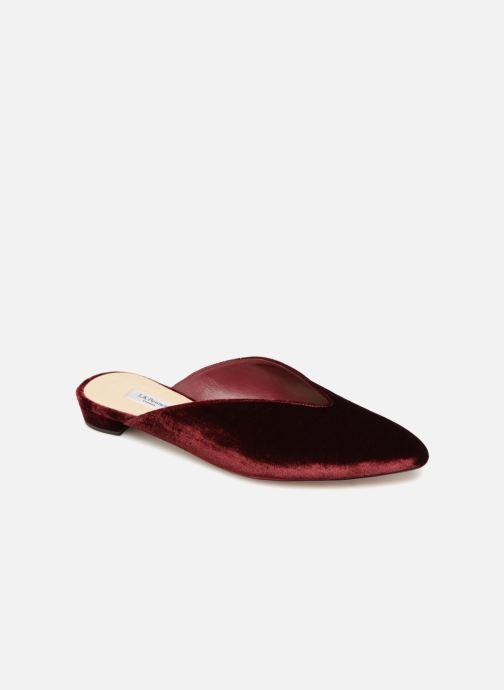 Clogs & Pantoletten L.K. Bennett Catrina rot detaillierte ansicht/modell