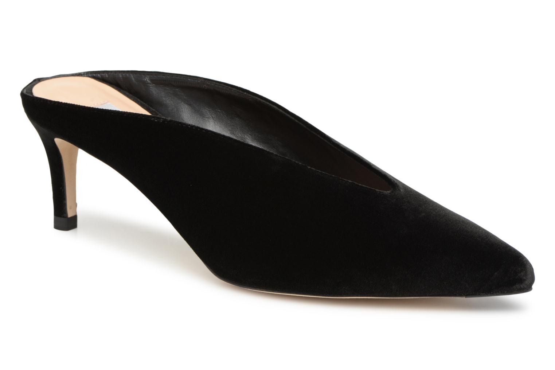 Clogs & Pantoletten L.K. Bennett Celia schwarz detaillierte ansicht/modell