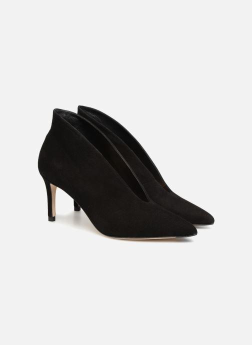 Zapatos de tacón L.K. Bennett Corrina Negro vista 3/4