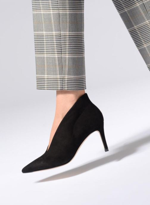 Zapatos de tacón L.K. Bennett Corrina Negro vista de abajo