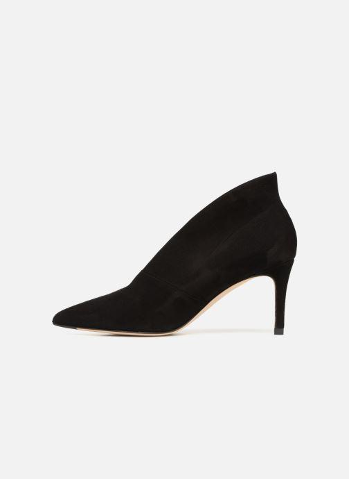 Zapatos de tacón L.K. Bennett Corrina Negro vista de frente