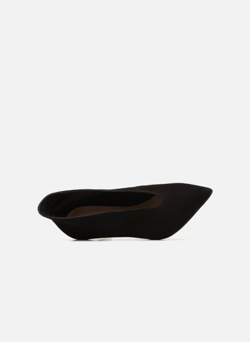 Zapatos de tacón L.K. Bennett Corrina Negro vista lateral izquierda