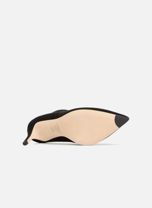 Zapatos de tacón L.K. Bennett Corrina Negro vista de arriba