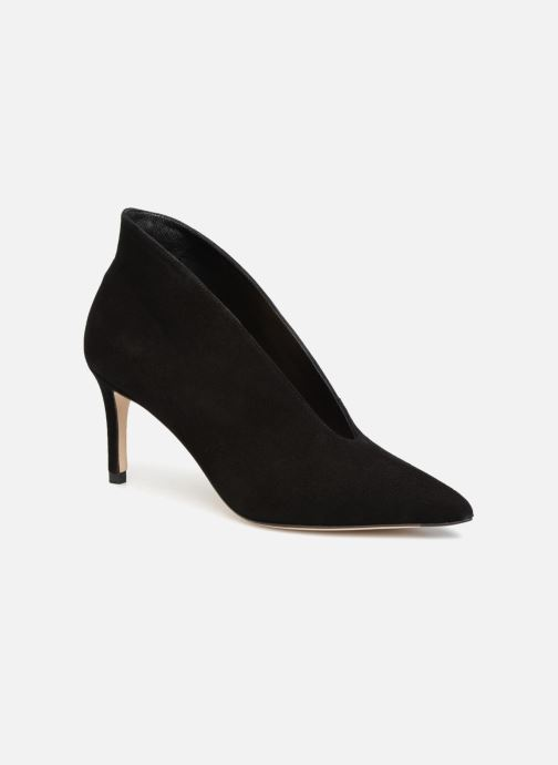 Zapatos de tacón L.K. Bennett Corrina Negro vista de detalle / par