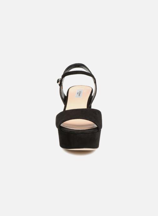 Sandales et nu-pieds L.K. Bennett Keriss Noir vue portées chaussures