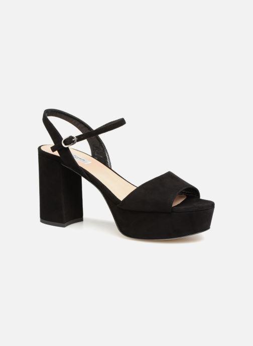 Sandales et nu-pieds L.K. Bennett Keriss Noir vue détail/paire