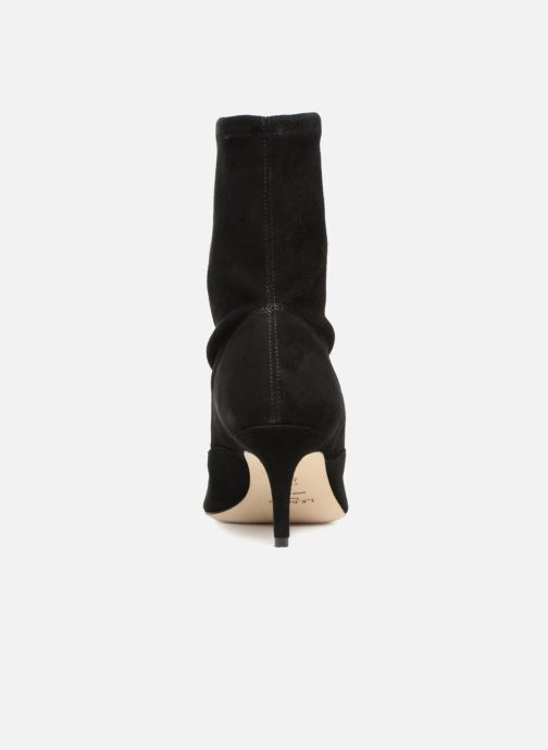 Ankle boots L.K. Bennett Lou Black view from the right