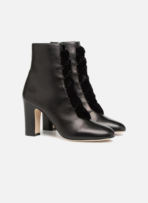 Bottines et boots L.K. Bennett Maxine Noir vue 3/4