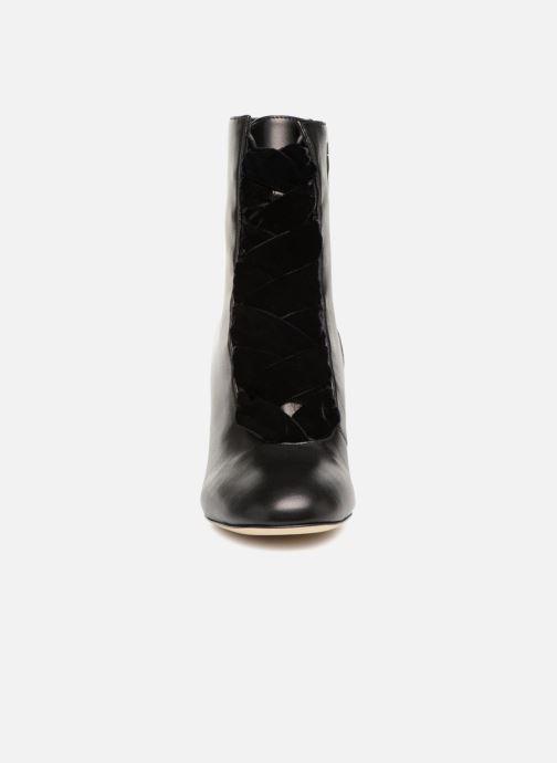 Bottines et boots L.K. Bennett Maxine Noir vue portées chaussures