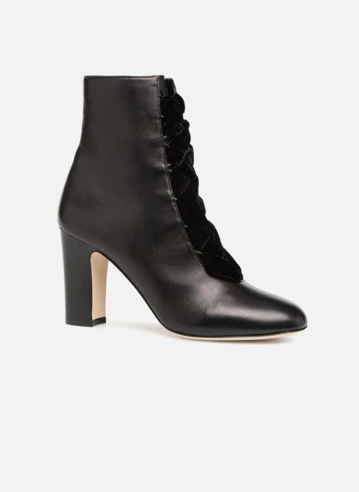 Bottines et boots L.K. Bennett Maxine Noir vue détail/paire