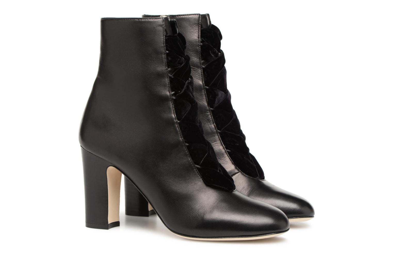 Stiefeletten & Boots L.K. Bennett Maxine schwarz 3 von 4 ansichten