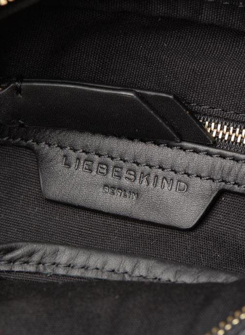 Handtassen Liebeskind Berlin CamBag S Zwart achterkant