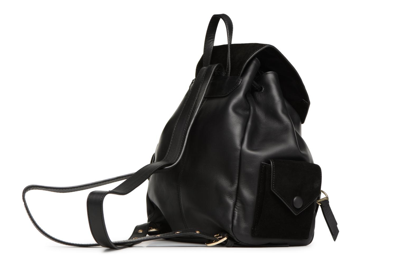 Liebeskind Backpack 9999 M Berlin BLACK rqwSI7r5