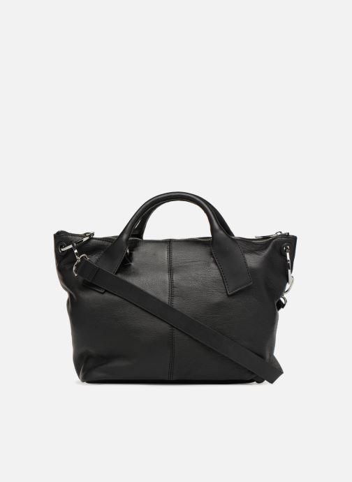 Handtaschen Liebeskind Berlin Satchel M schwarz ansicht von vorne