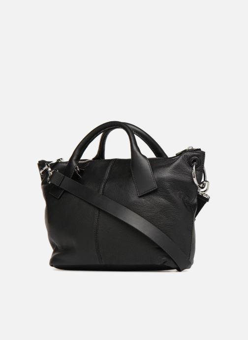 Handtaschen Liebeskind Berlin Satchel M schwarz ansicht von rechts