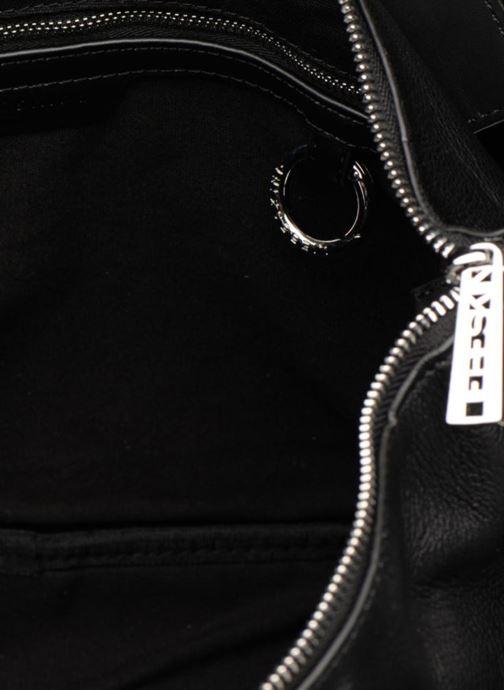 Handtaschen Liebeskind Berlin Satchel M schwarz ansicht von hinten